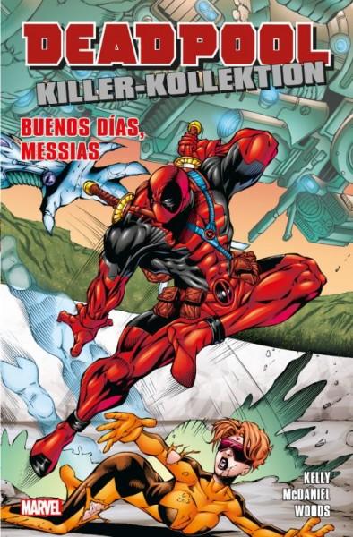 Deadpool Killer-Kollektion 7: Buenos Dias, Messias Cover