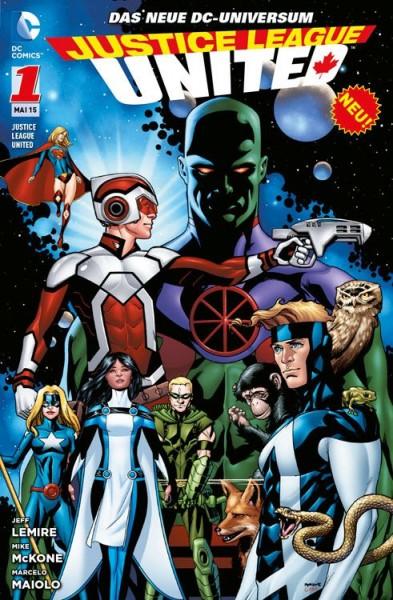 Justice League United 1
