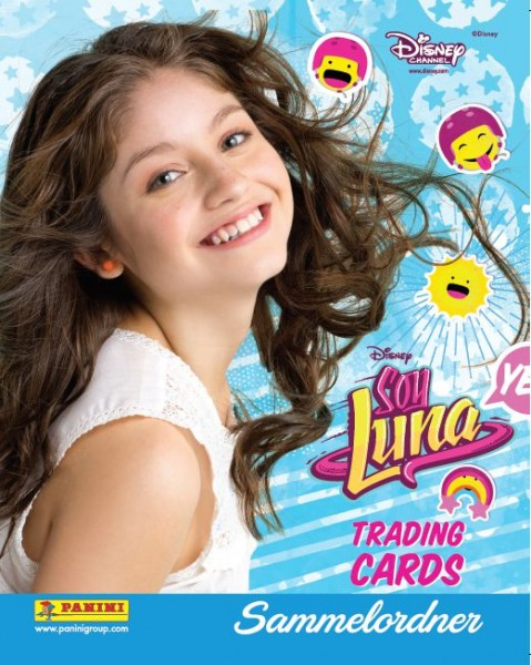 Disney: Soy Luna - Sammelkarten - Starterset