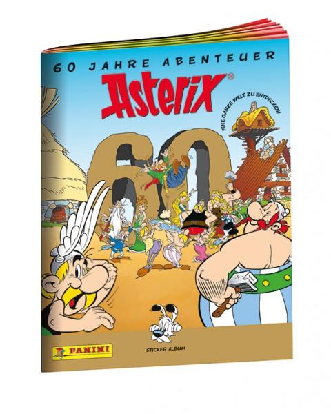 Asterix: 60 Jahre Abenteuer - Stickerkollektion - Album