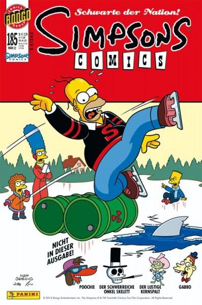 Simpsons Comics 185