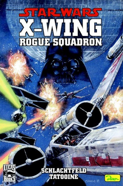 Star Wars Sonderband 30: X-Wing Rogue Squadron - Schlachtfeld Tatooine