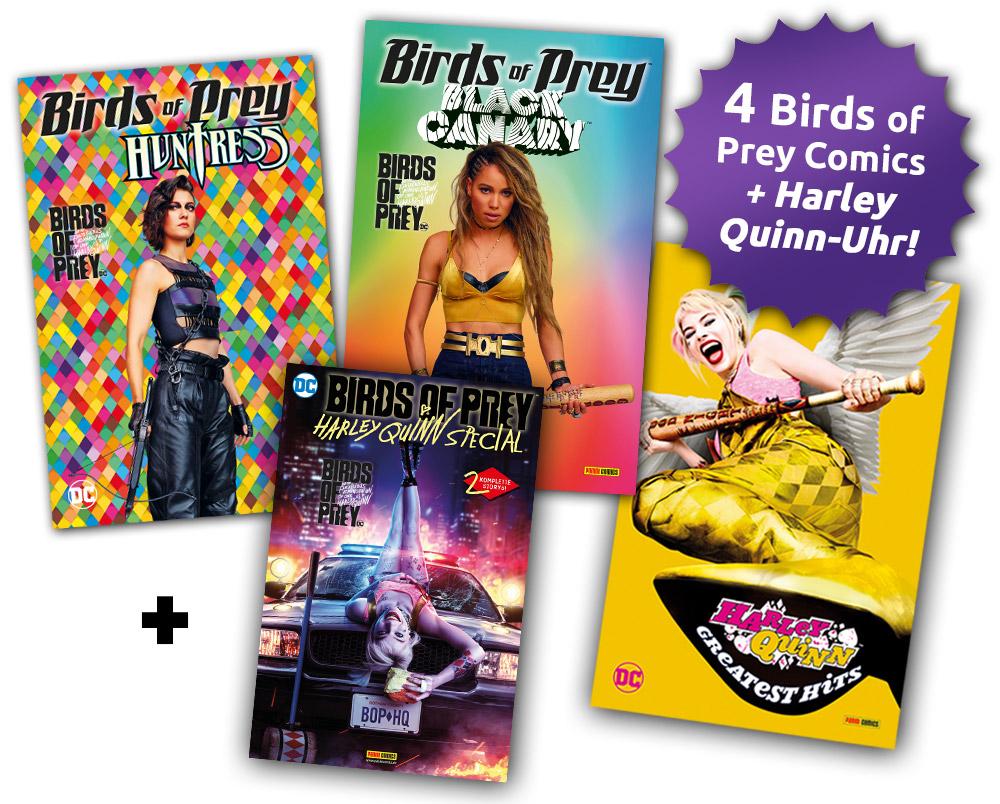 Birds of Prey: Bundle zum Kinofilm