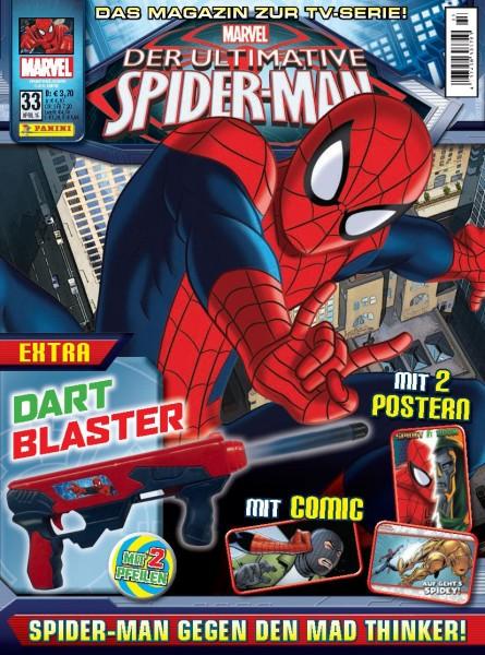 Der ultimative Spider-Man - Magazin 33