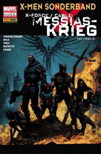 X-Men Sonderband: Cable 4 - Messias-Krieg 1