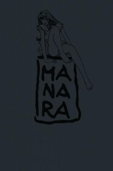 Manara - Notizbuch