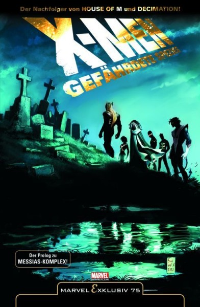 Marvel Exklusiv 75: X-Men - Gefährdete Spezies