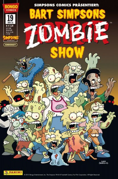 Bart Simpsons Horror Show 19