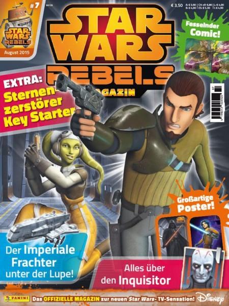Star Wars: Rebels - Magazin 7
