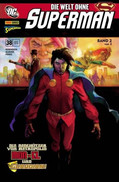Superman Sonderband 38: Die Welt ohne Superman 2