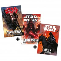 Star Wars Comics: Darth Vader Bundle