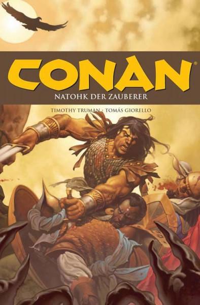 Conan 14 - Natohk der Zauberer