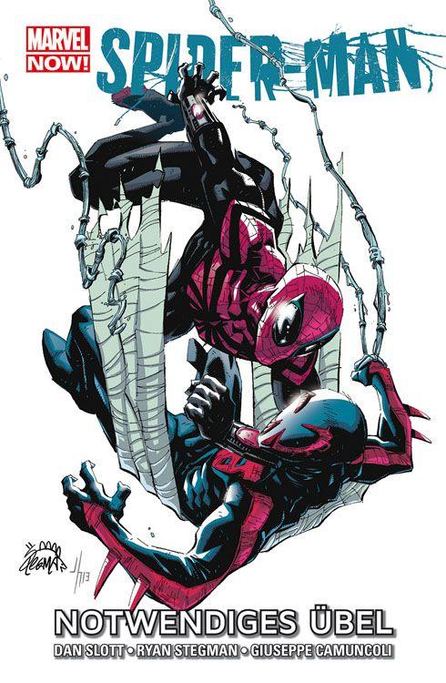 Marvel Now!: Spider-Man 4