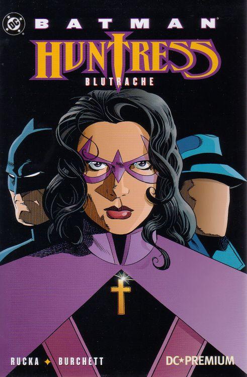 DC Premium 22: Batman/Huntress -...