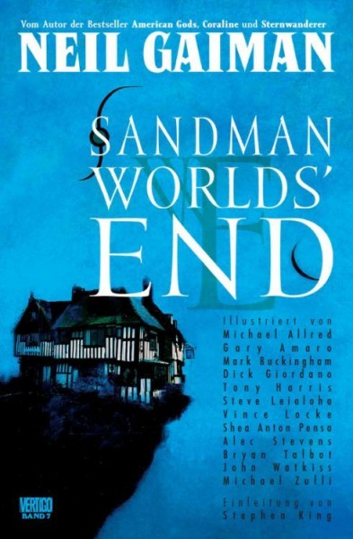 Sandman 8: Worlds' End