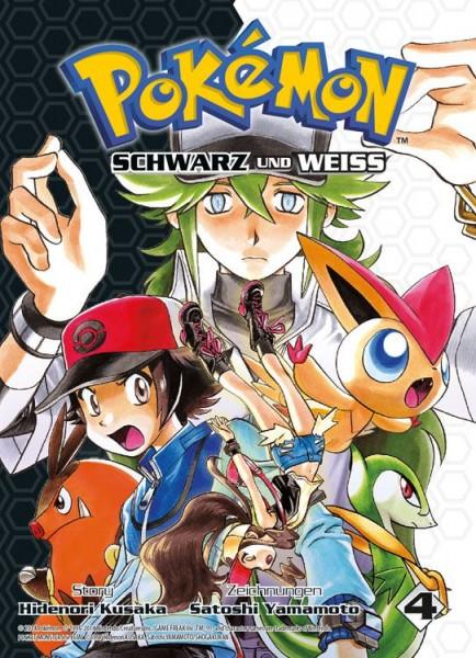 Pokémon: Schwarz und Weiss 4