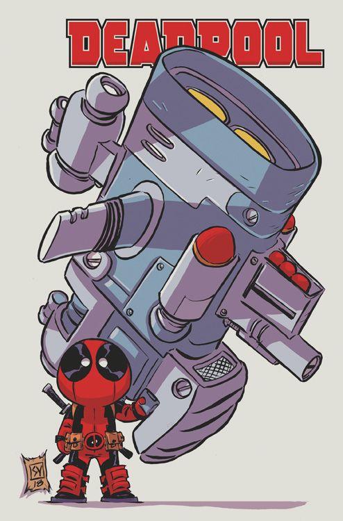 Deadpool 1 Variant