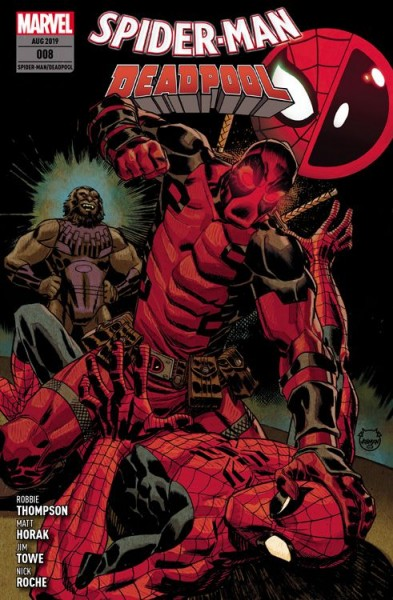 Spider-Man/Deadpool 8