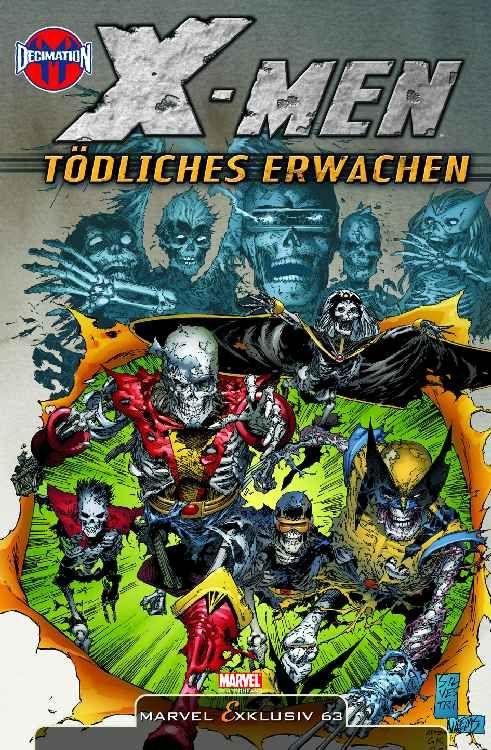 Marvel Exklusiv 63: X-Men - Tödliches...