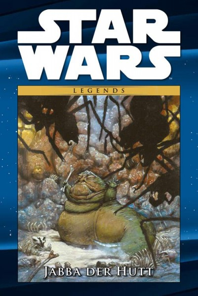 Star Wars Comic-Kollektion 31 - Jabba der Hutt