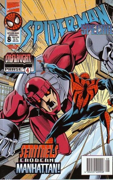 Spider-Man Special 8 - Sentinels erobern Manhattan!