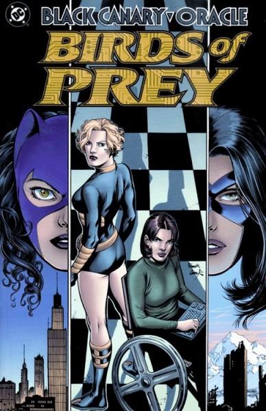 Birds of Prey Special 1: Black Canary/Orakel