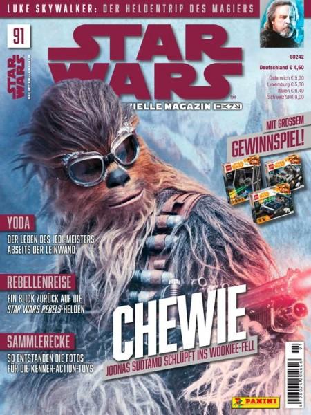 Star Wars: Das offizielle Magazin 91
