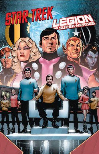 Star Trek/Legion of Super: Heroes