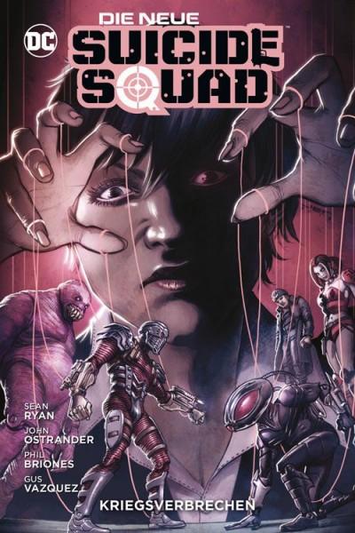 Die neue Suicide Squad 3: Kriegsverbrechen
