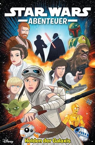Star Wars Abenteuer 2: Helden der Galaxis