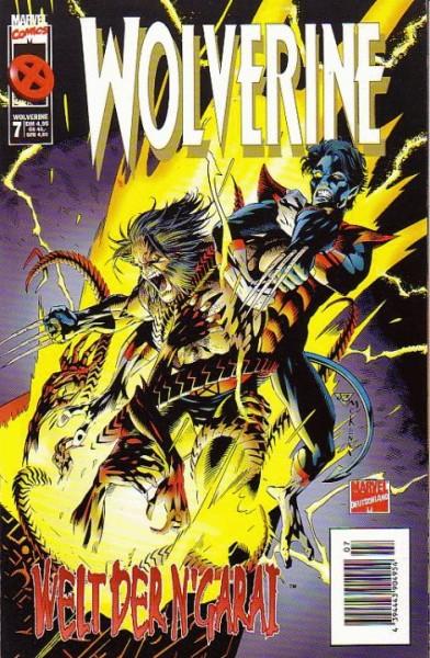 Wolverine 7: Welt dern Garat