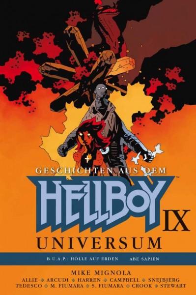 Geschichten aus dem Hellboy-Universum 9 Cover