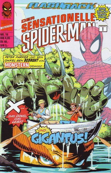 Der sensationelle Spider-Man 16