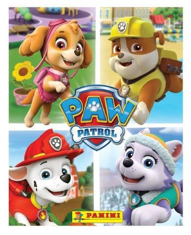 Paw Patrol Stickerkollektion - Tüte