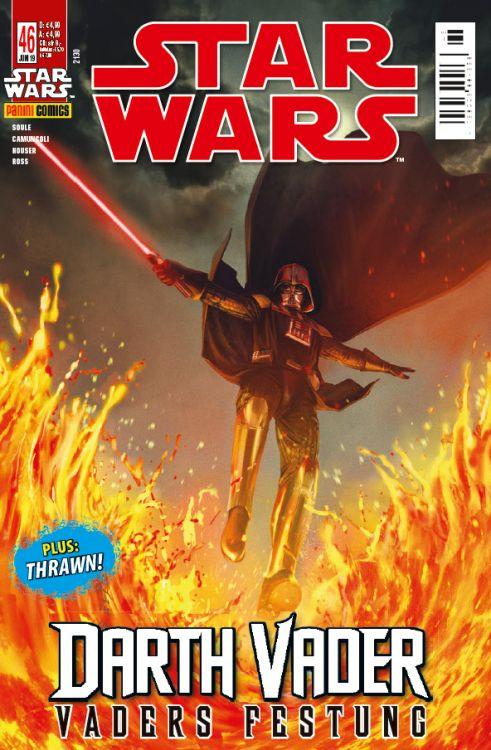 Star Wars 46 - Vaders Festung 3 &...