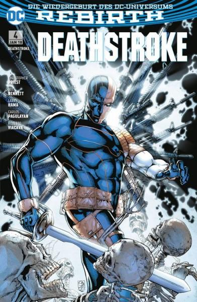 Deathstroke 4 (2017): Dämmerung