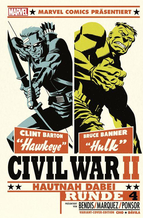 Civil War II Band5 Variant