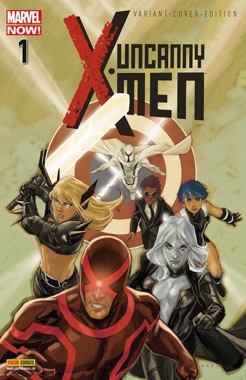 Uncanny X-Men 1 Variant -...