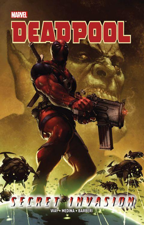 Deadpool - Secret Invasion Hardcover