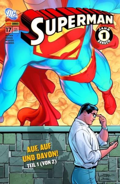 Superman Sonderband 17: Auf, auf und davon 1