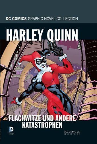 Eaglemoss DC-Collection 9: Harley Quinn - Flachwitze und andere Katastrophen