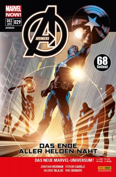 Avengers 29 (2013)