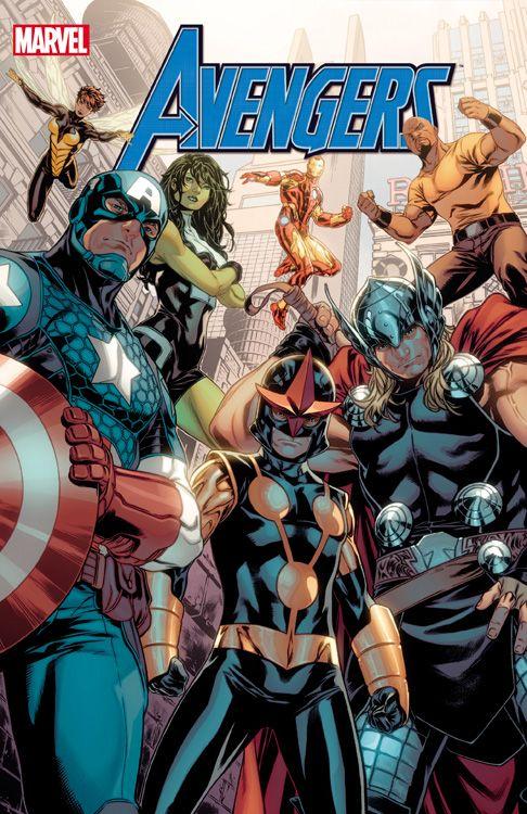 Avengers 6 Comic Con Stuttgart Variant