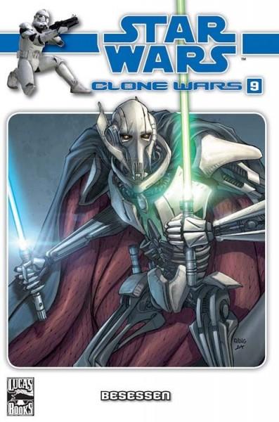 Star Wars: Clone Wars 9: Besessen