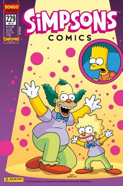 Simpsons Comics 229