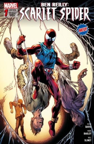 Ben Reilly: Scarlet Spider 1: Leben und Sterben in Las Vegas