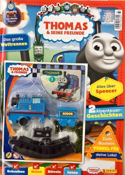 Thomas und seine Freunde Magazin 37