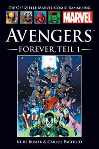 Hachette Marvel Collection 13: Avengers Forever 1