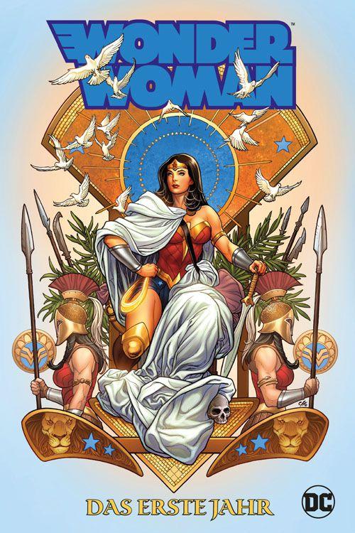 Wonder Woman: Das erste Jahr Variant...
