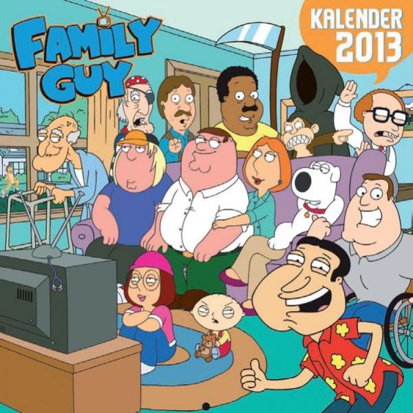 Family Guy - Wandkalender (2013)